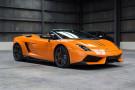 Lamborghini Gallardo LP570 Spyder mieten
