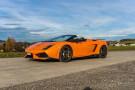 Lamborghini Gallardo LP 570 Spyder