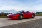 Ferrari 458 Spyder mieten