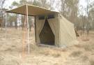 Oztent RV4. das 30 Sekunden Zelt
