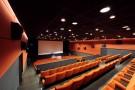 Kinosaal Bourbaki mit 218 Sitzplätzen