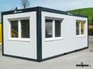 Bürocontainer 6m