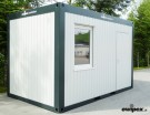 Bürocontainer 4m