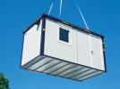 Bürocontainer 3.70 x 2.50 m