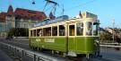 Wagon-Restaurant-Tram von BERNMOBIL