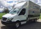 Mercedes Benz Sprinter 319 Brücke/Blache