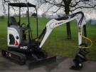 Kurzheckbagger Bobcat E20