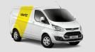 Hertz Lieferwagen - Ford Transit