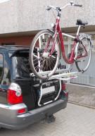 Veloträger  / Heckträger 2 Bikes