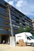 Möbellift/Umzugslift/Aussenlift