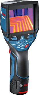 Wärmebild Bosch GTC 400 C Professional