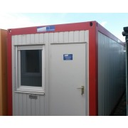 Wohncontainer 6.05 x 2.43m