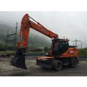 Mobilbagger Doosan 190W-3