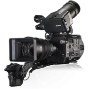 SONY Kamera 4k mit Super-35-Sensor