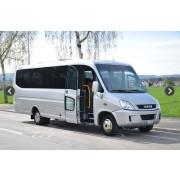 Midibus - 30 Pl. Business-Class 7.3t