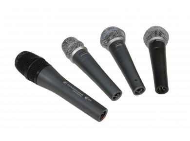 Mikrofone Diverse