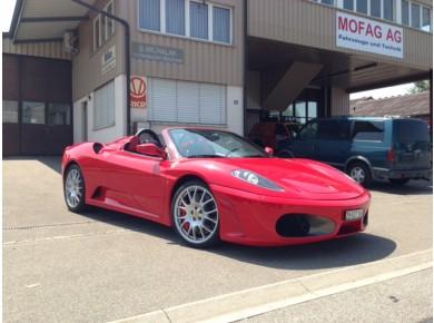 Ferrari F430 F1 Spider mieten