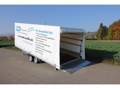 Fahrzeug - Universaltransportanhänger