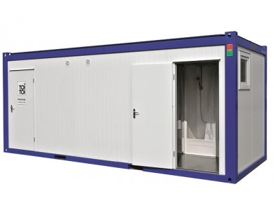 TOI® Dusch-Container Basic Line