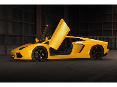 Lamborghini Aventador LP700 mieten
