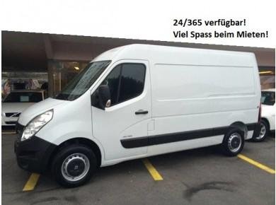 Transporter / Lieferwagen / Mietauto