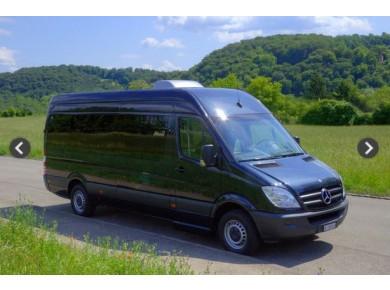 Kleinbus - 9 Pl. VIP-Class XL