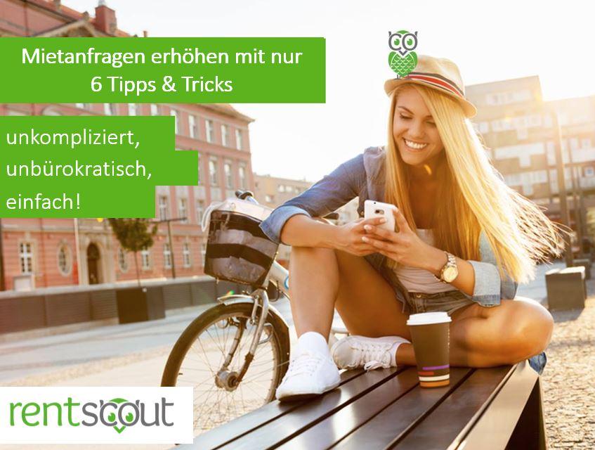 Tipps und Tricks rentscout